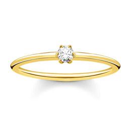 Thomas Sabo eljegyzési gyűrű
