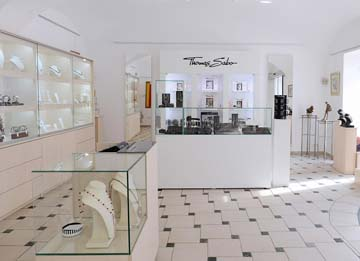 Petró Galéria - ékszerbolt