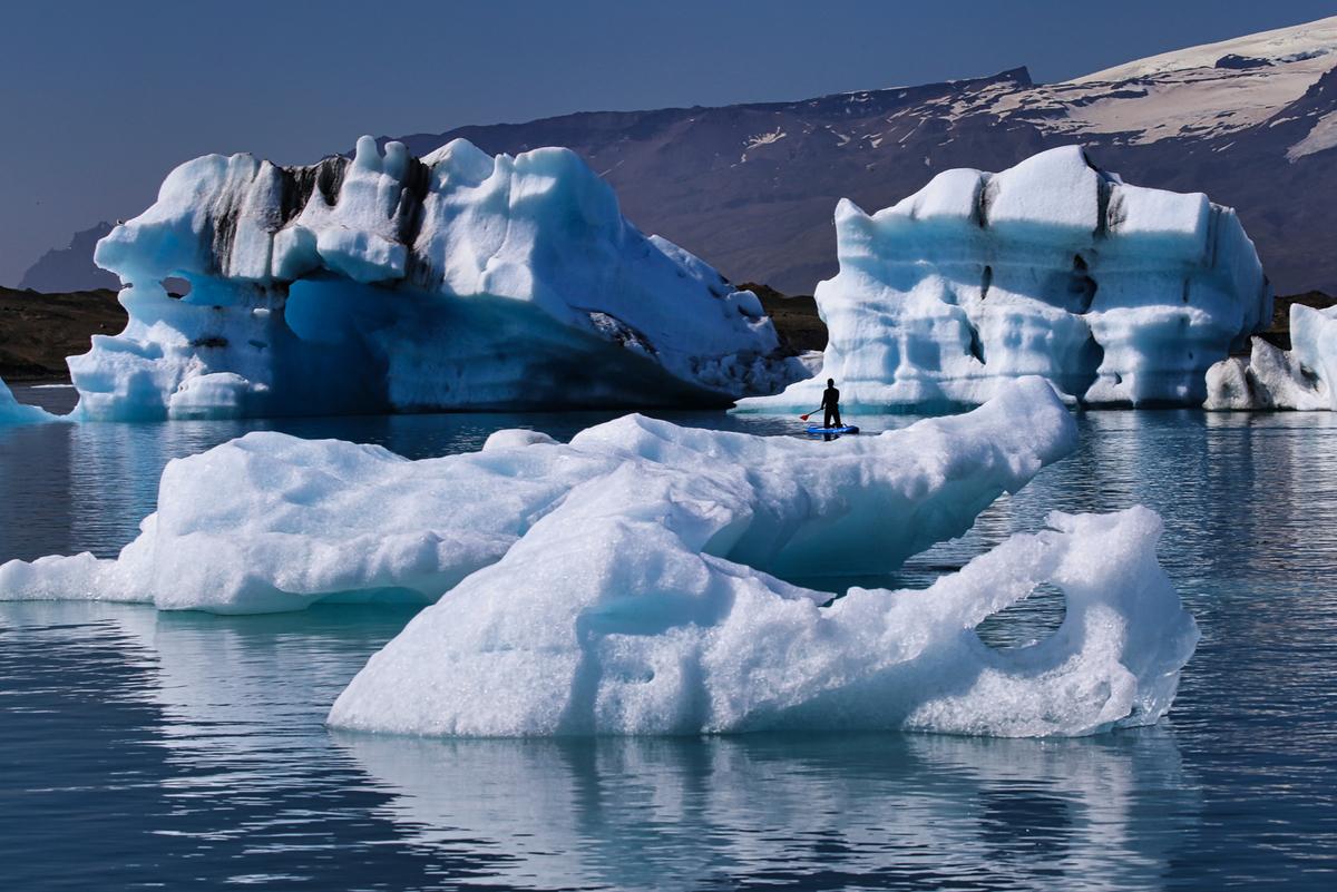 Izland, a tűz és jég földje