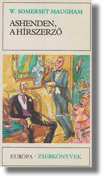 W. S. Maugham, Ashenden, a hírszerző, regény
