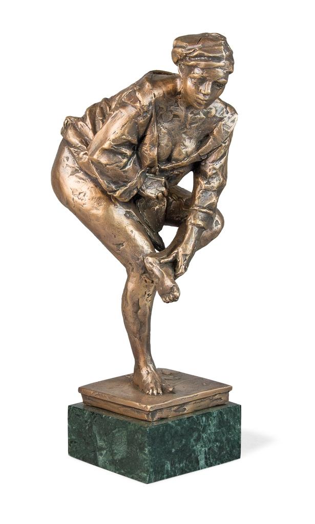 Farkas Ferenc Betsabe című szobra