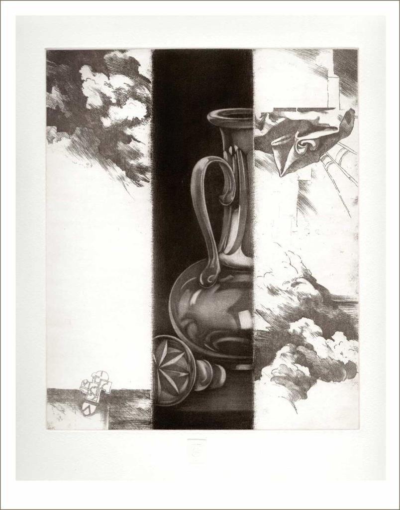 Fény (2002) - grafika - Frimmel Gyula