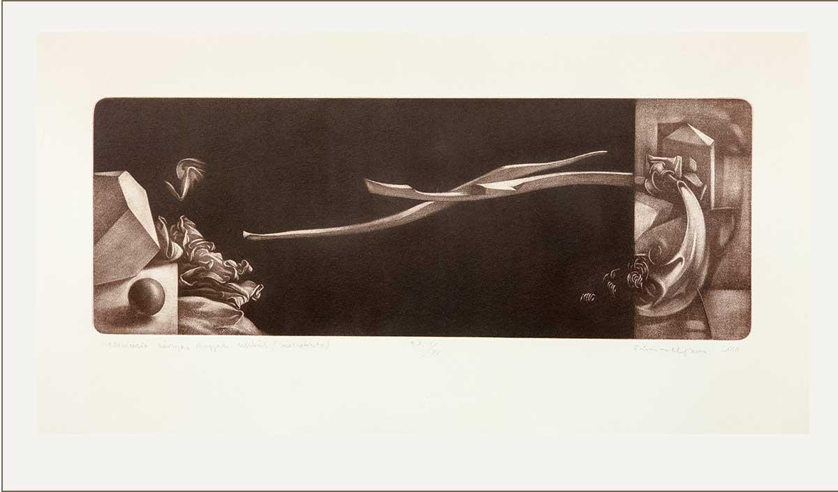 Melancholia (2000) - grafika - Frimmel Gyula