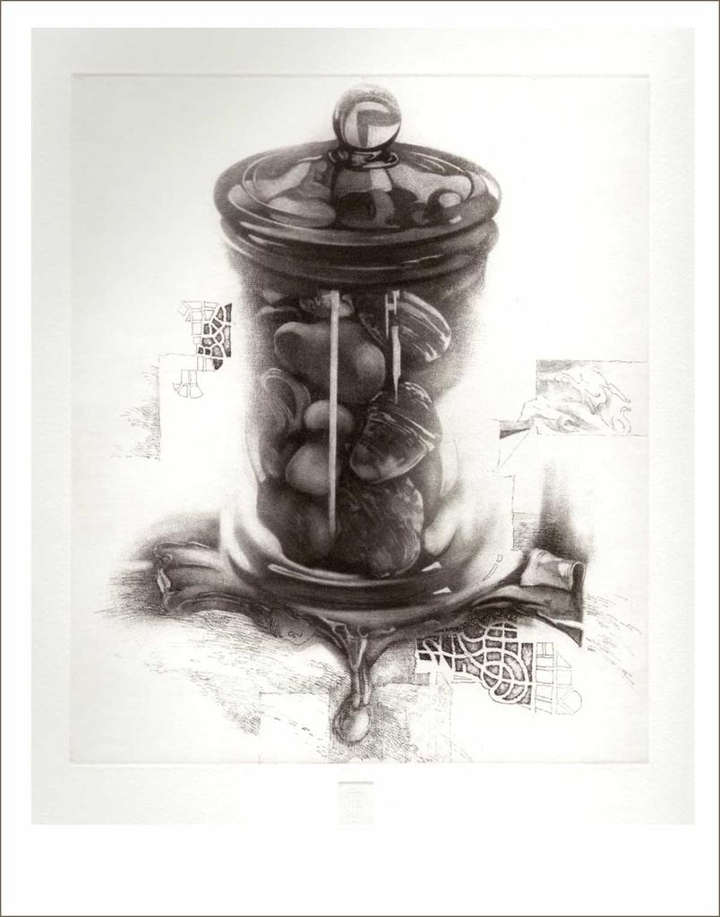 Nemszimmetria (2002) - grafika - Frimmel Gyula