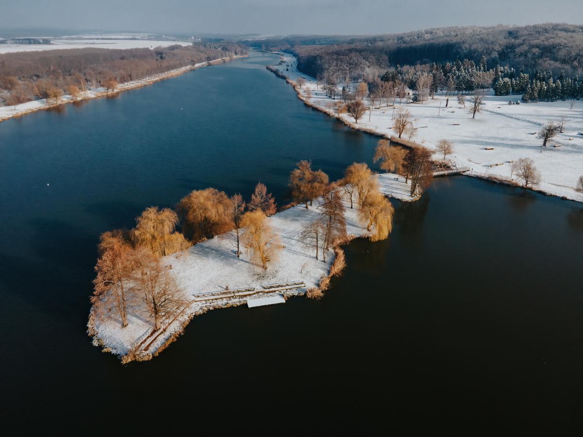 Drónfoto - Szigetünk - Kovács Krisztián