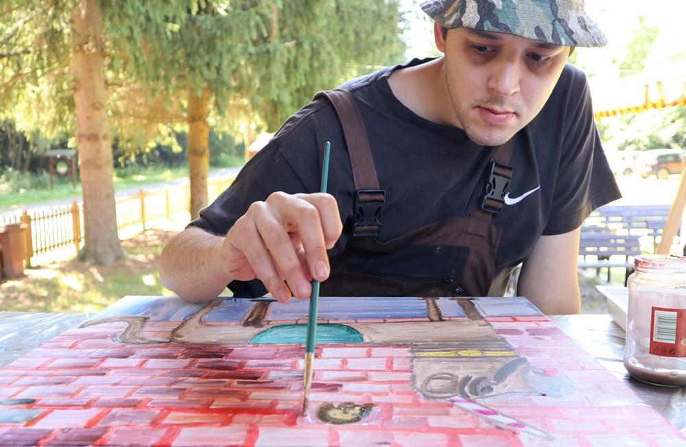 L'ART 21 - Kovalcsik Géza alkotó