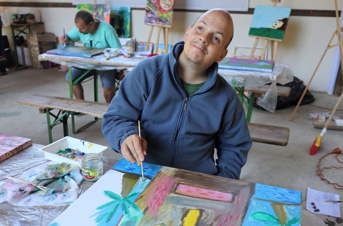 L'ART 21 - Molnár Antal alkotó