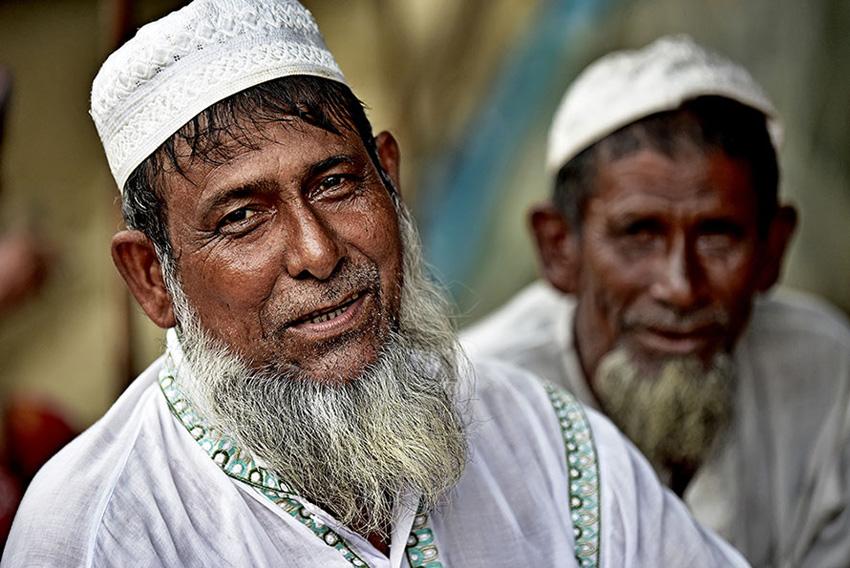 Teázás Bangladesben
