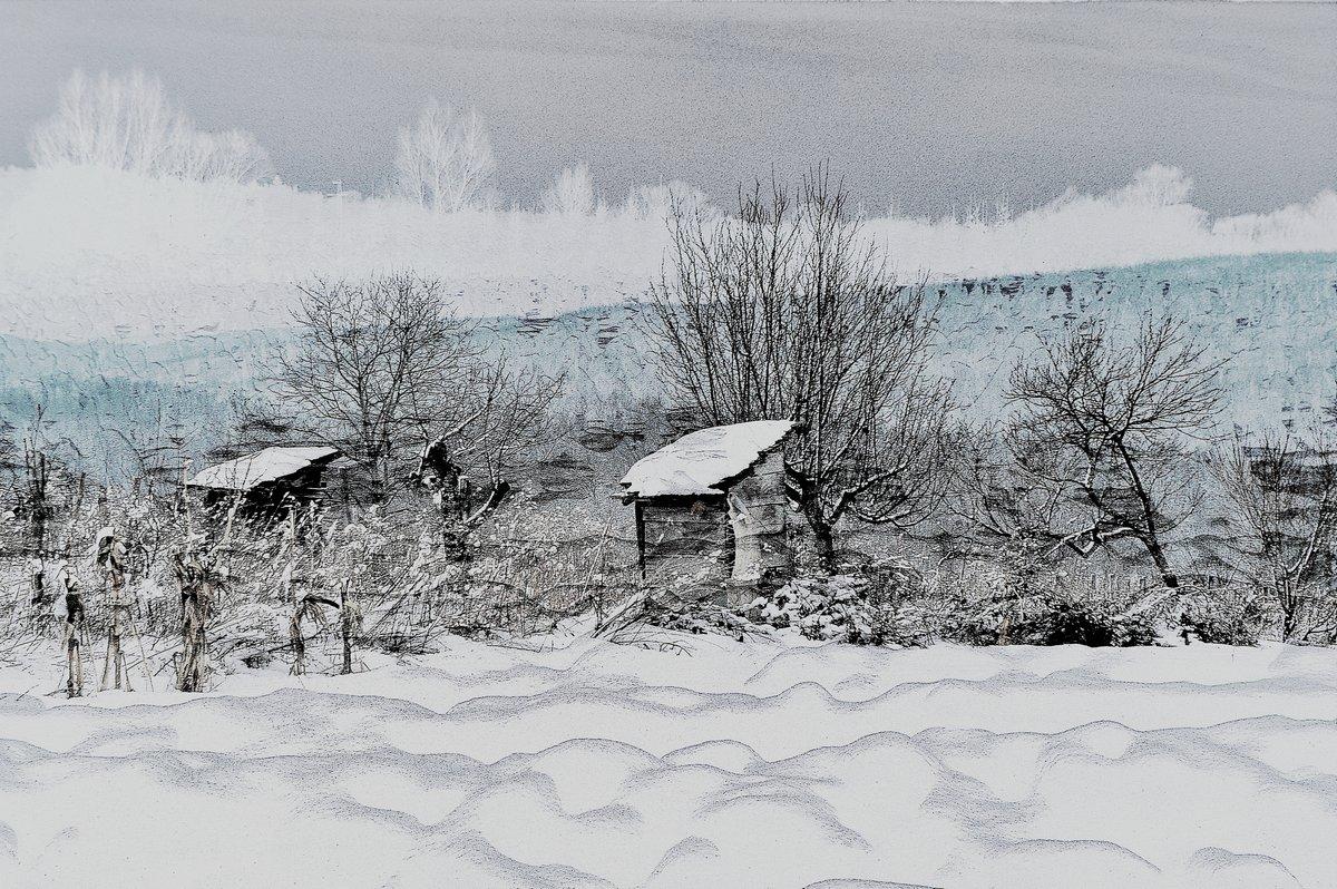 Tél - fotográfia - Melega István