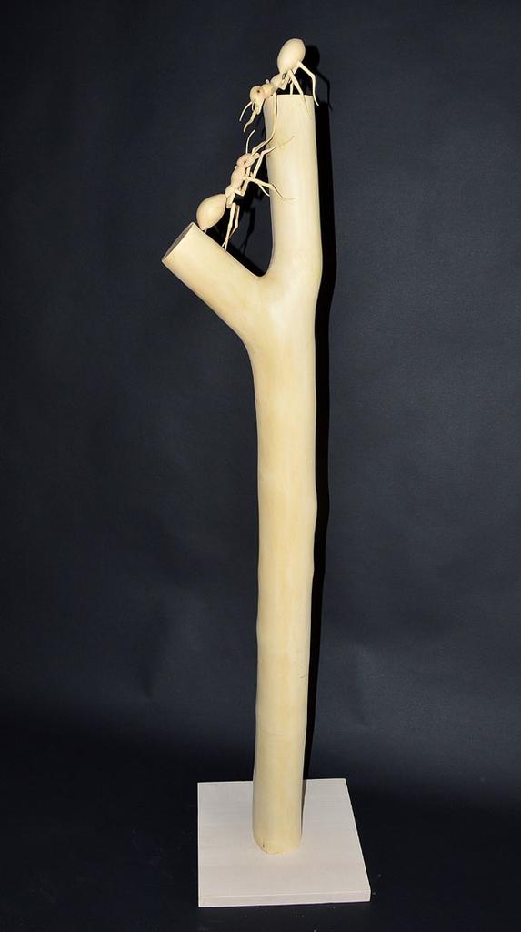 Hangyák - szobor - Sprok Antal