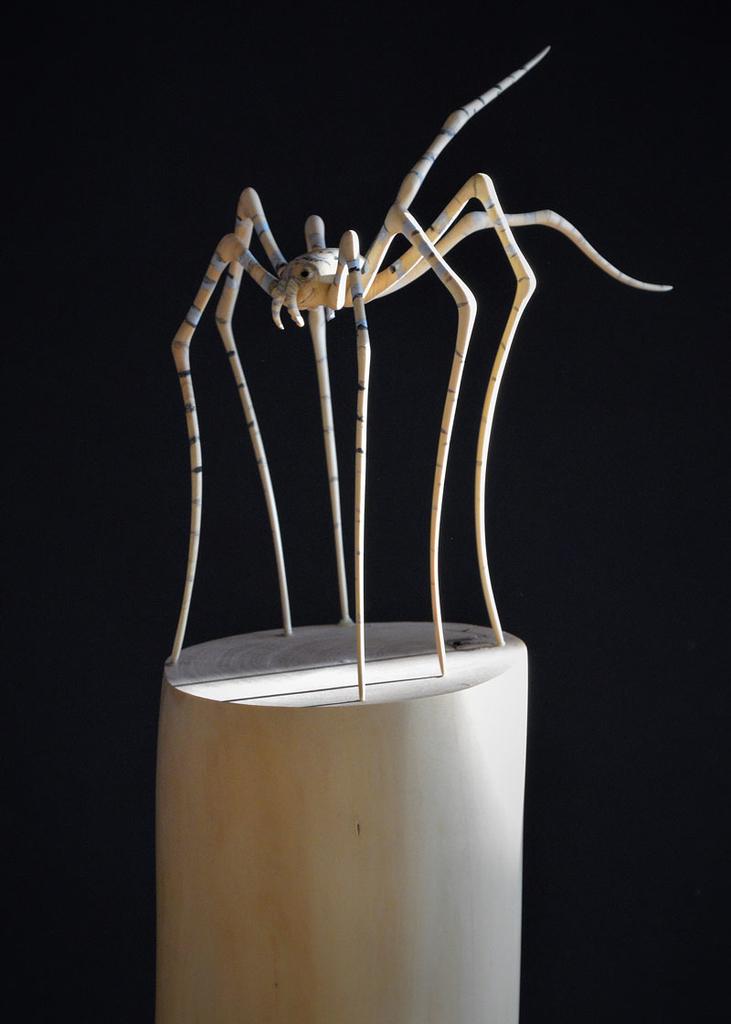 Pók - szobor - Sprok Antal