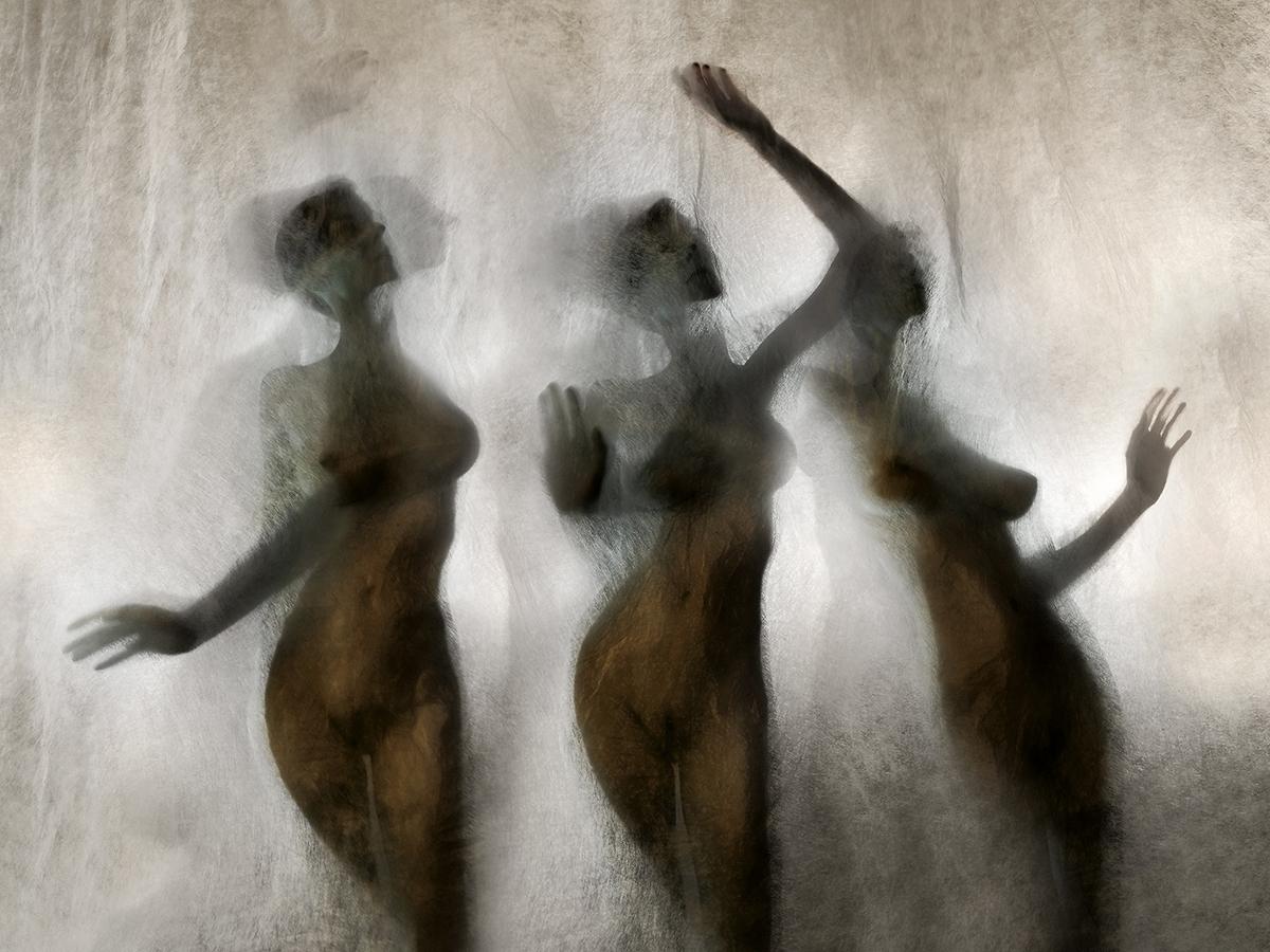 Fotó - A három grácia - Ujhelyi Zsolt