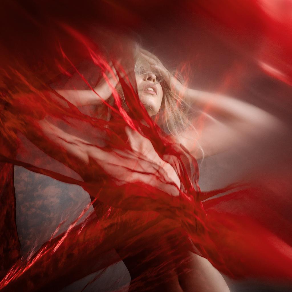 Vörös kép